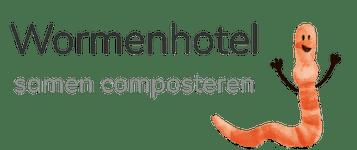 Wormenhotel samen composteren